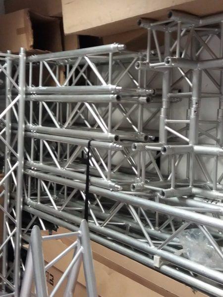 Structures alu en 290